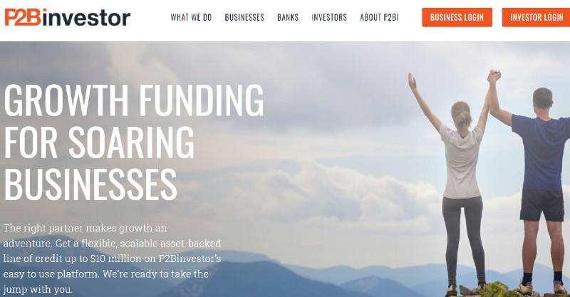 P2Binvestor - Best Invoice Factoring Companies