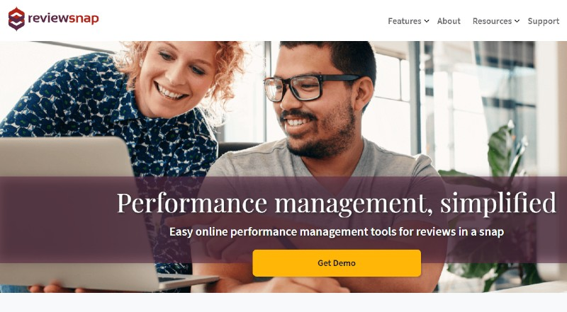 Reviewsnap - Best 360 Degree Feedback Software