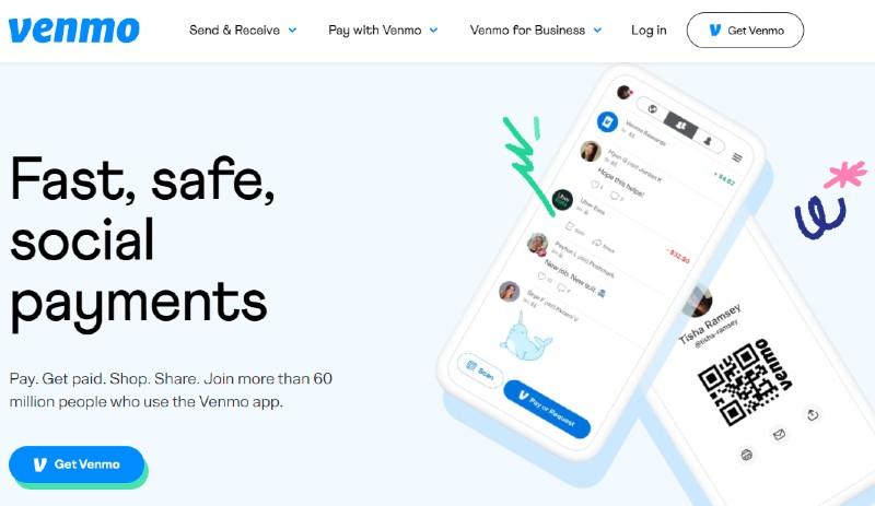 Venmo - Best PayPal Alternatives
