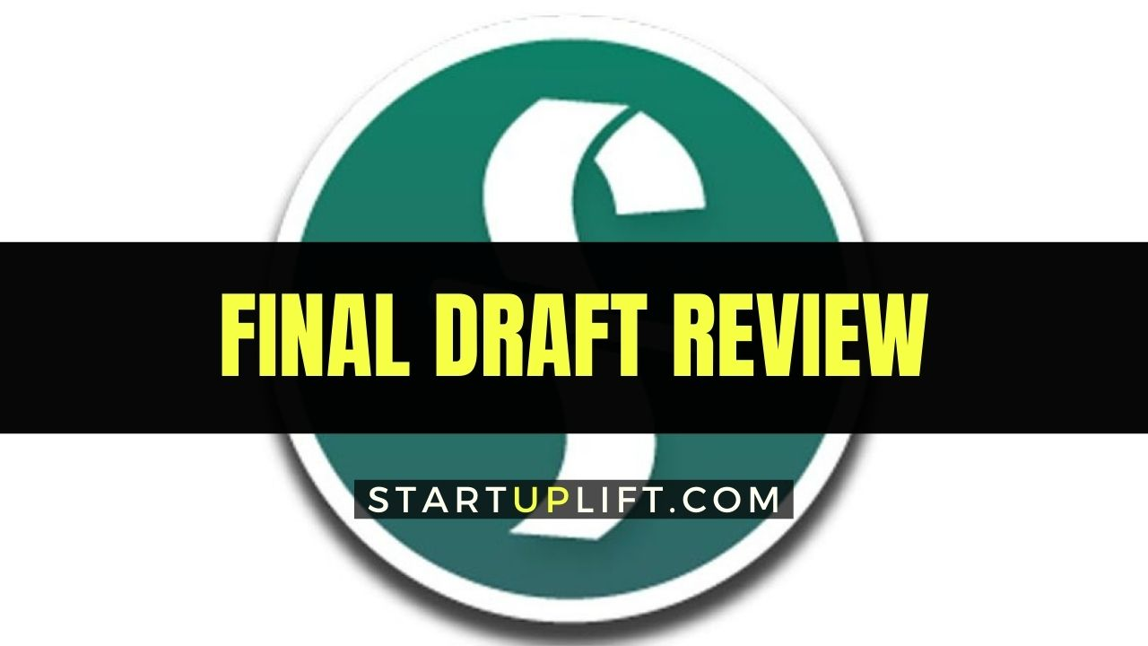 Final Draft Review Features Pricing Pros And Cons