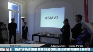 Découvrez ici le reportage de La Provence, au coeur de Startup Marseille