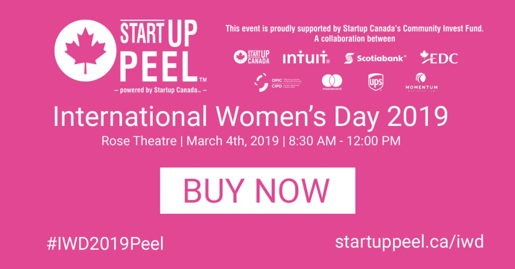 Celebrate International Women's Day at the Rose Theatre Brampton!