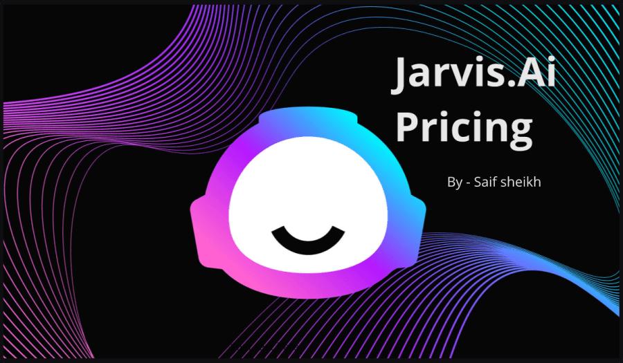Jarvis.ai pricing