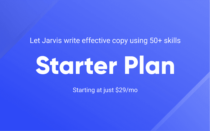 how does Jarvis ai work: select plan