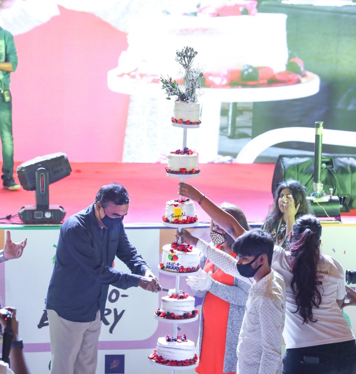 MUMBAI FESTIVAL: MUMBAIKARS ENJOY A 'BERRY-BLAST' AT FEST-O-BERRY