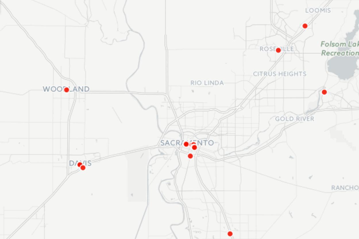 Sacramento Startup Resources