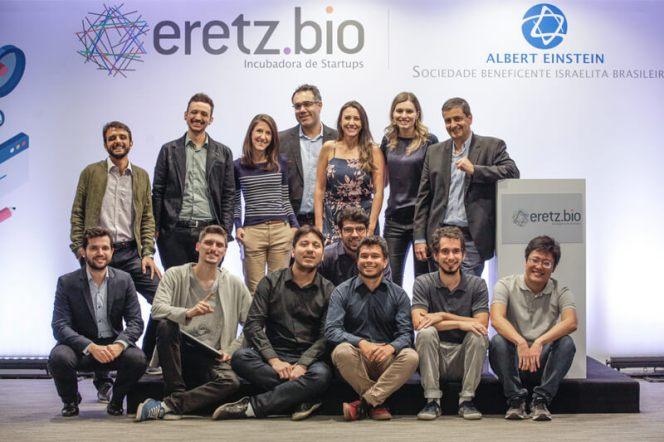Inauguração Eretz Bio