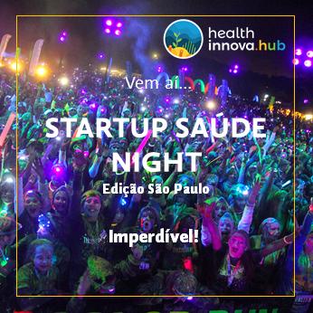 Startup Saúde NIGHT - São Paulo