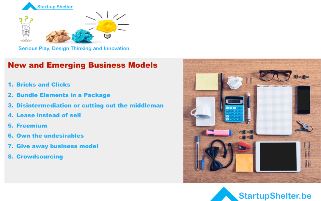 8 Business Models examples