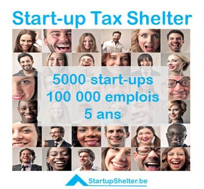 Le Startup Tax Shelter = 100.000 emplois en 5 ans.