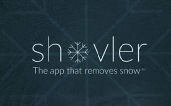 Uber for Snow Shoveling: Shovler App is the First Snow Removal App of it's Kind