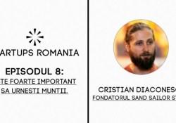StartUps Romania Podcast Episodul 8