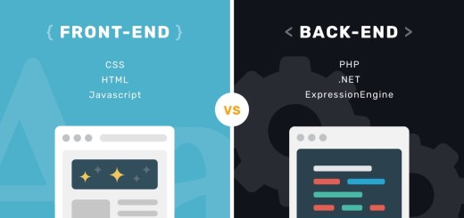 Difference Between Frontend and Backend