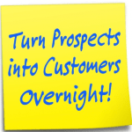 7 Intelligent Ways To Turn Prospects Into Customers