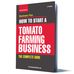 Tomato Farming Business Plan eBook