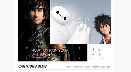 Entertainment For Kids WordPress Theme