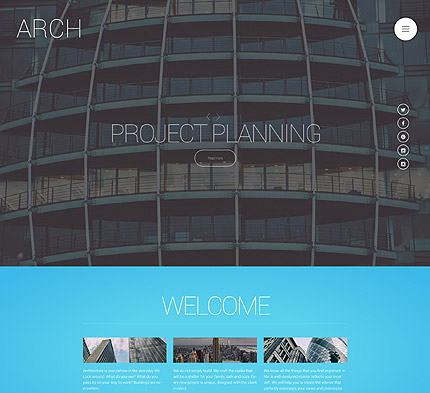 Architect WP Theme