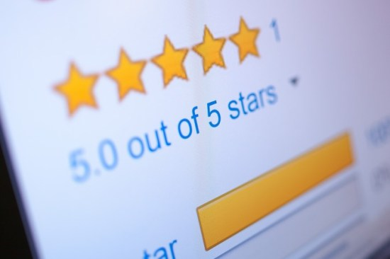 Why you should never patronise a business with poor or no online ratings