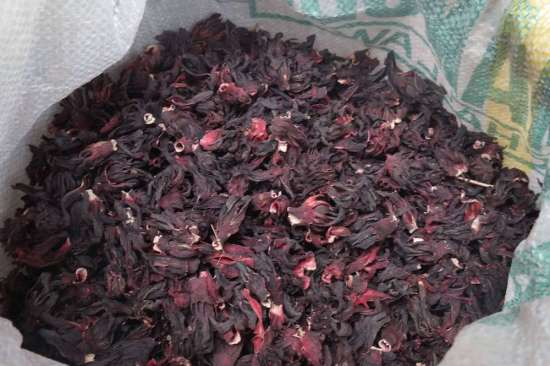 How To Start Exporting Dry Hibiscus Flower From Nigeria To International Buyers