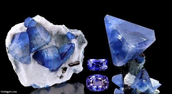 How To Export Benitoite Gemstone From Nigeria To International Buyers