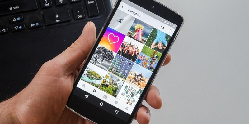 Instagram auf dem Smartphone (Bild: Pixabay)
