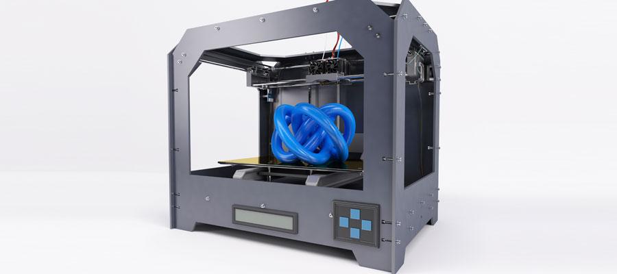 3D Drucker (Bild: Freepik)