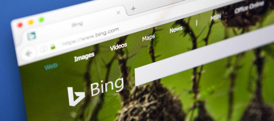 Microsoft Bing (Bild: Shutterstock)