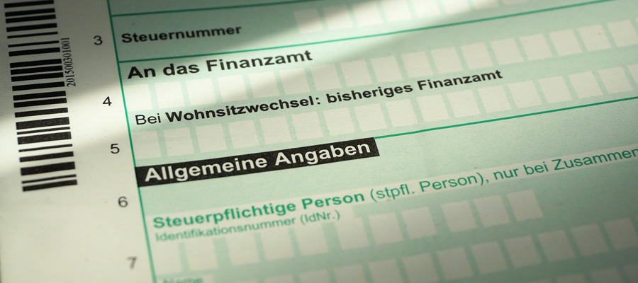 Steuererklaerung (Bild: Pixabay)