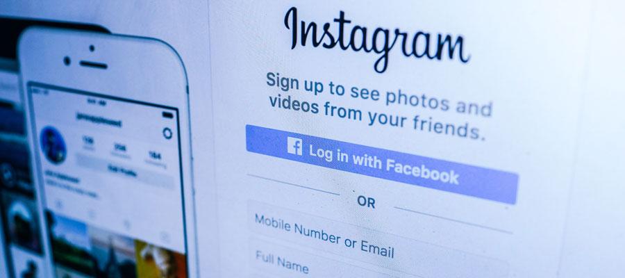 Instagram Fotos am PC hochladen (Bild: Pexels)