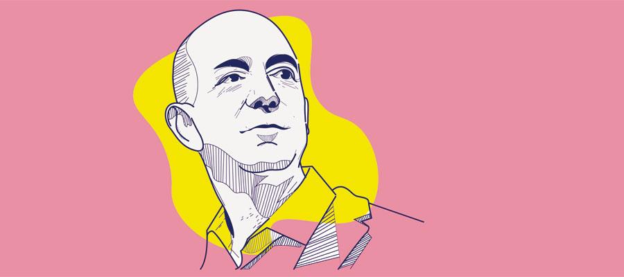 Jeff Bezos (Bild: Shutterstock)