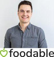 Daniel Sennewald vom Foodable (Bild: Florian Beier, marekbeier.de)