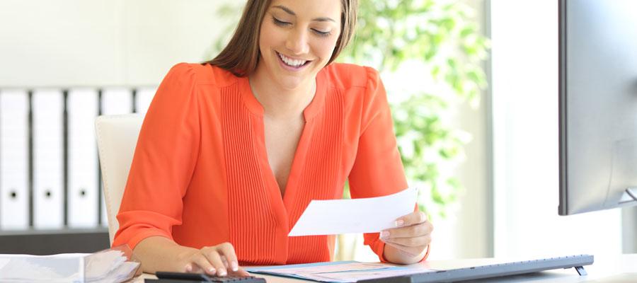 Vorsteuer + Umsatzsteuer (Bild: Shutterstock)
