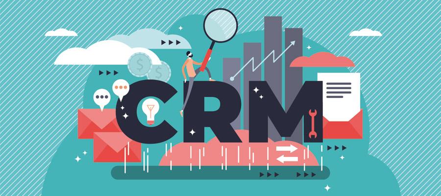 CRM-Auswahl (Bild: Shutterstock)