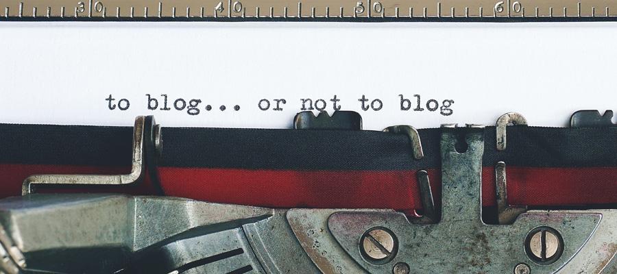 E-Commerce Onlineshop Blog (Bild: Pexels)