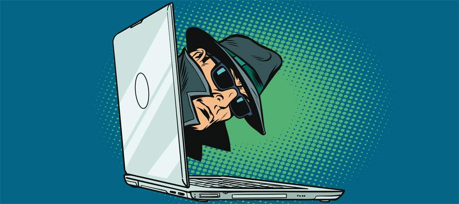 Mitarbeiterüberwachung im Home Office (Bild: Shutterstock)