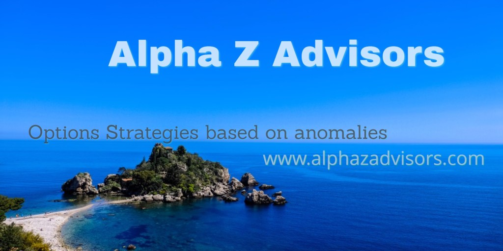 strategies based on anomalies