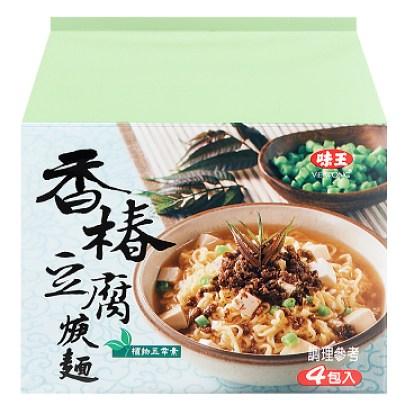 味王 香椿豆腐焿麵