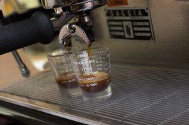Micro-roaster espresso