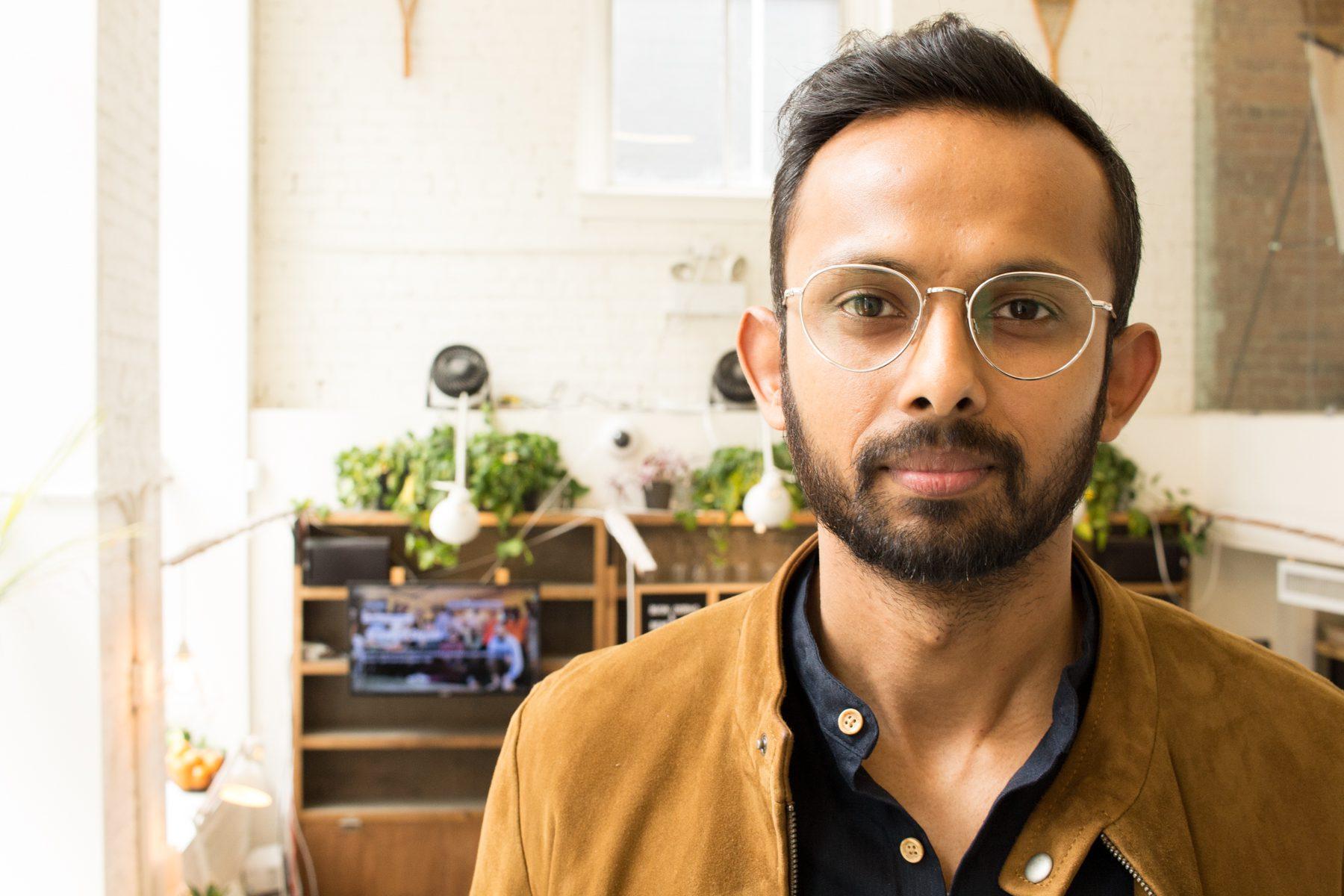 Ujwal Arkalgud, co-founder of Motivbase at StartWell