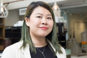 Jenny Duong, StartWell's Meetings & Events Manager