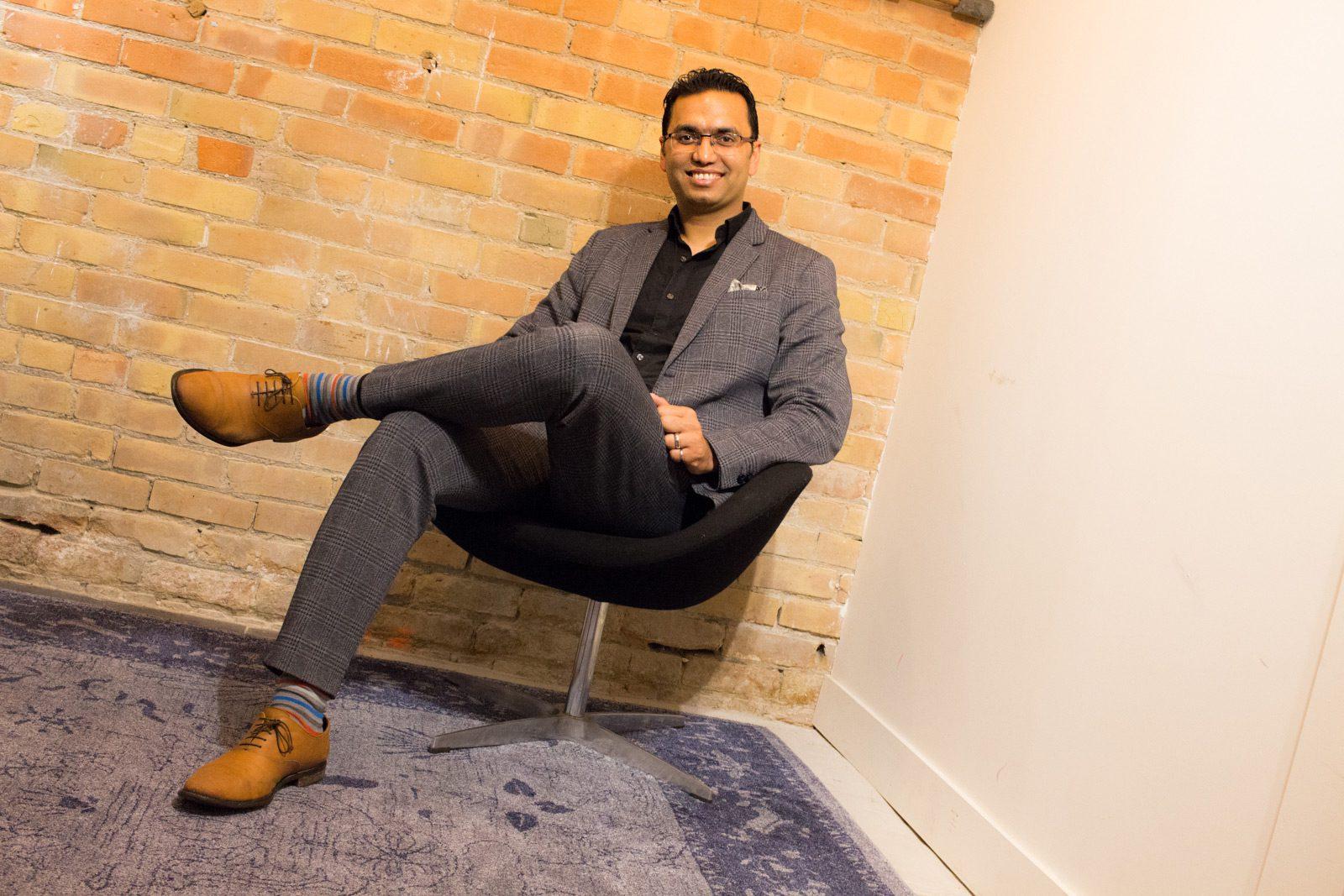TheAppLabb's Kundan Joshi at StartWell