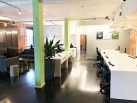 Available: Full Floor Opportunity, 50 Person Private Office at StartWell King West