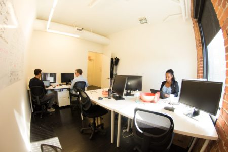 Available Office at StartWell on King Street for 6 People (3-7)