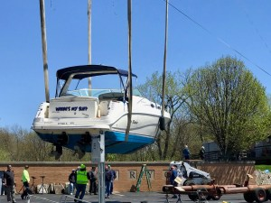 Boats In - Spring Launch Day - NEW DATE