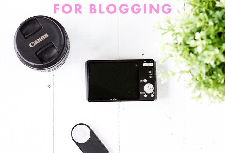 The Best Photography Equipment for Blogging – The Nectar Collective