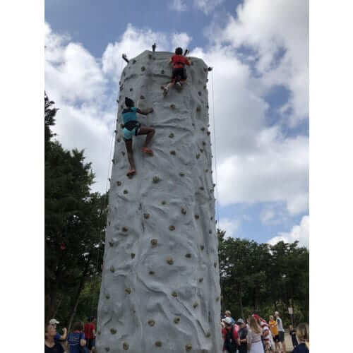 MOBILE ROCK CLIMBING WALL 3