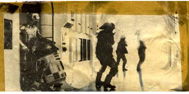 news clipping star wars