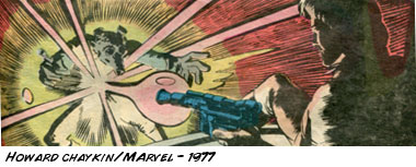 han shot first - marvel version