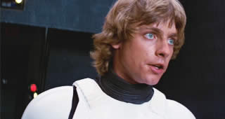 mark hamill caked in makeup