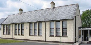 an irish national school, much like the one on Ballymore Eustace
